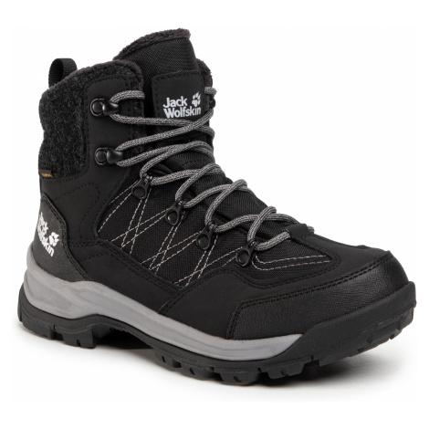Trekkingi JACK WOLFSKIN - Aspen Texapore Mid M 4041411 Black/Grey