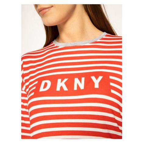 DKNY Piżama YI2822403 Czerwony