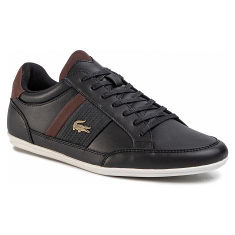 Sneakersy LACOSTE - Chaymon 120 4 Cma 7-39CMA00122M5 Blk/Dk Brw