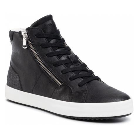Geox Sneakersy D Blomiee B D026HB 0PVEW C9270 Czarny
