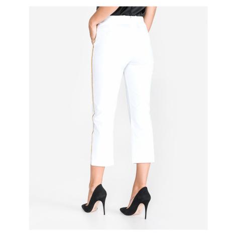 Pinko Oleandro Spodnie Biały