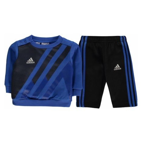 Adidas Crew Sweat Set Babies