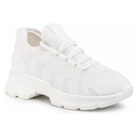 Sneakersy JENNY FAIRY - TS4775-01 White