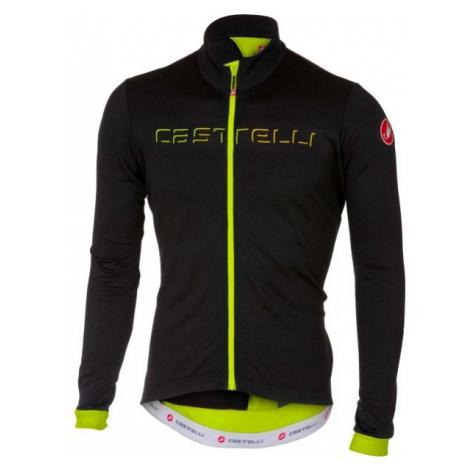 Castelli FONDO czarny XL - Koszulka rowerowa męska