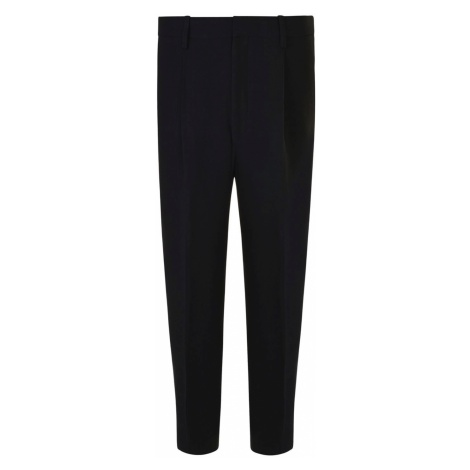 DKNY Cropped Pleat Trousers