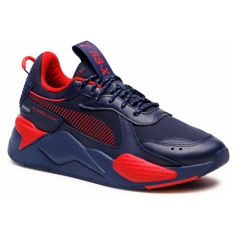 Sneakersy PUMA - Rs-X Coreto 373974 02 Peacoat/High R Red/P Silver