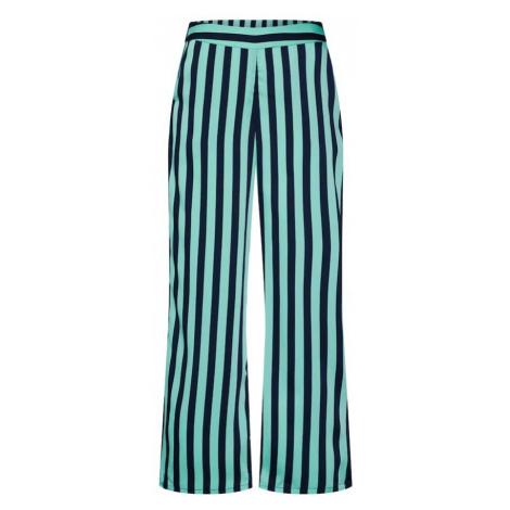 VERO MODA Spodnie 'Stinna' niebieski / nefryt