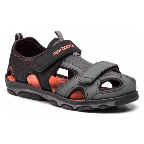 Sandały NEW BALANCE - K2005BON Black/Orange