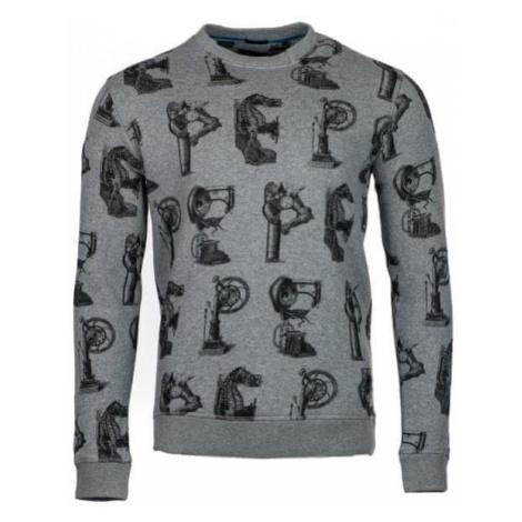 Pepe Jeans bluza męska Brush szary