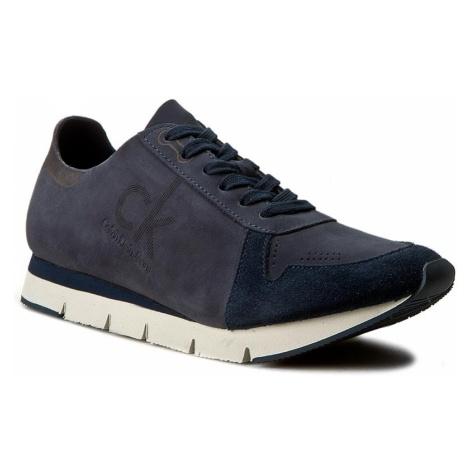 Sneakersy CALVIN KLEIN JEANS - Hachi S1670 Indigo