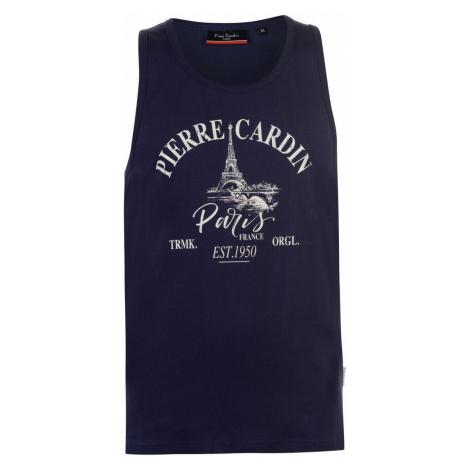 Pierre Cardin Printed Vest Mens