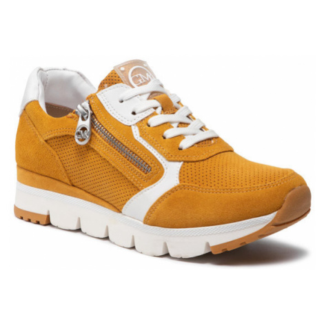 Marco Tozzi Sneakersy 2-83703-26 Pomarańczowy