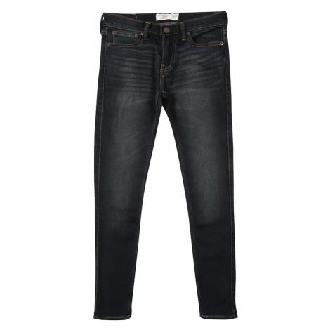 Abercrombie & Fitch Jeansy ciemny niebieski