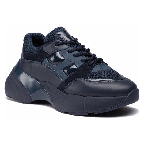 Sneakersy PINKO - Rubino 4 Sneaker AI 20-21 PBKSH 1P21ZE Y6GD Blue G57