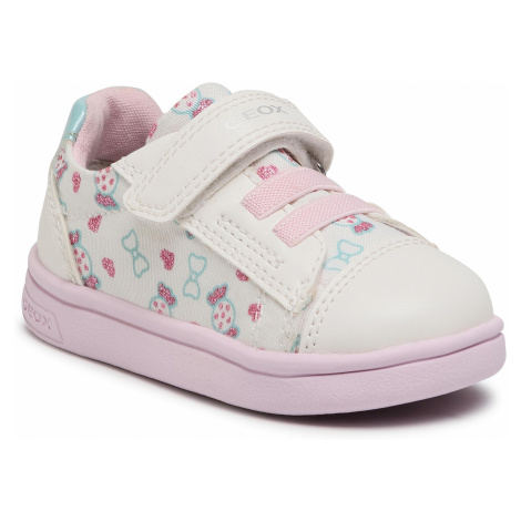 Sneakersy GEOX - B Djrock G. A B151WA 0AW54 C1000 M White