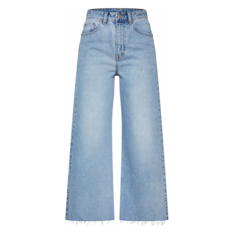 Dr. Denim Jeansy 'Aiko' niebieski denim
