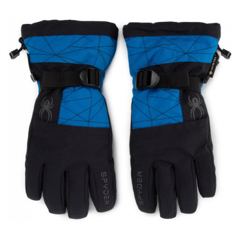 Spyder Rękawice narciarskie M Overweb Gtx Ski Glove GORE-TEX 197004 Czarny