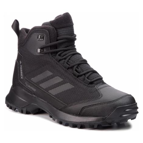 Buty adidas - Terrex Heron Mid Cw Cp AC7841 Cblack/Cblack/Grefou