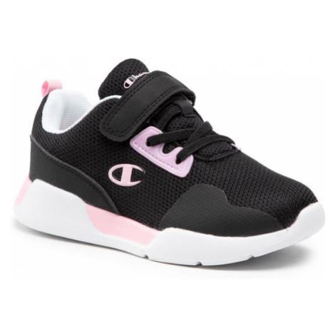 Champion Sneakersy Low Cut Shoe Rambo G Ps S31946-S20-KK001 Czarny