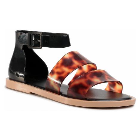 Sandały MELISSA - Model Sandal Ad 32797 Beige/Black 53669