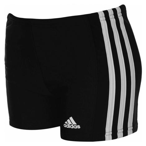 Adidas 3 Stripe Swimming Boxers Junior Boys