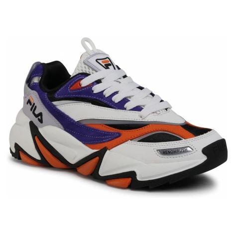 Sneakersy FILA - Venomrush Wmn 1011027.73B Ultra Violet/Orange Popscile