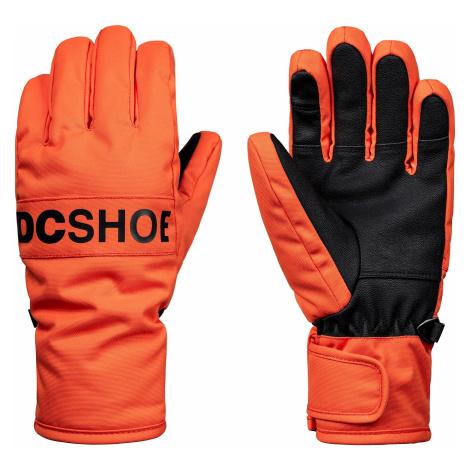 rękawice DC Franchise - NMN0/Red Orange