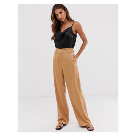 Vero Moda aware wide leg trousers
