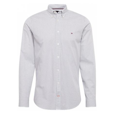 TOMMY HILFIGER Koszula jasnoniebieski / biały