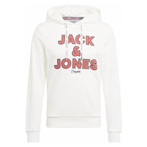 JACK & JONES Bluzka sportowa czerwony / biały