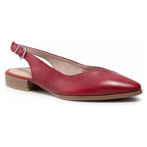 Sandały MARCO TOZZI - 2-29408-26 Red Antic 505