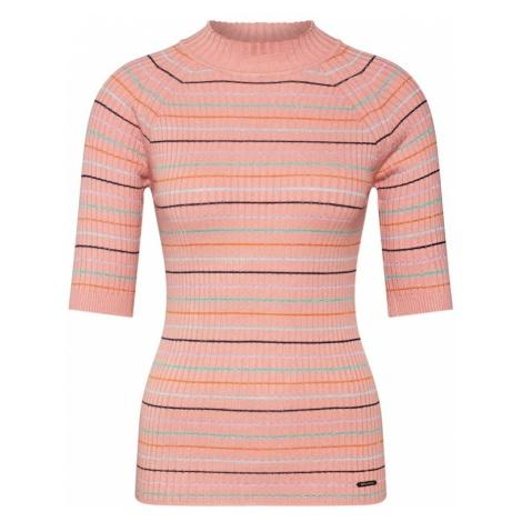 NÜMPH Koszulka 'Laney' mieszane kolory / różowy pudrowy Nümph