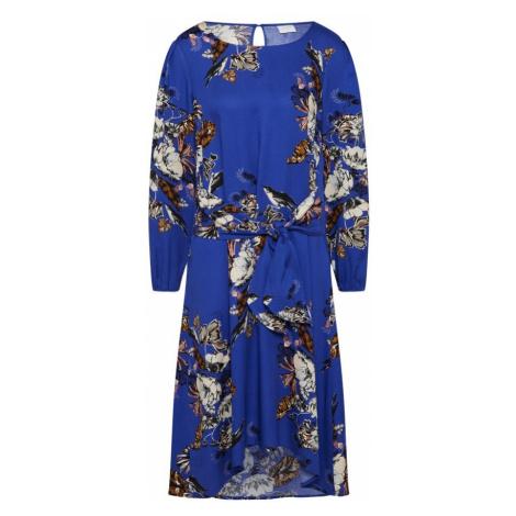 VILA Sukienka niebieski / mieszane kolory