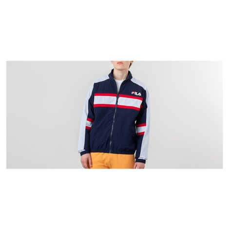 FILA Carter Colour Block Track Jacket Peacoat