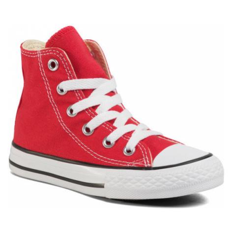Converse Trampki Yths C/T Allstar 3J232 Czerwony