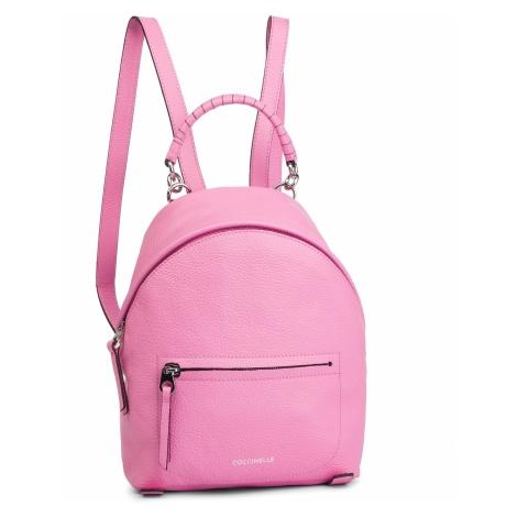 Plecak COCCINELLE - DN0 Leonie E1 DN0 54 03 01 Bubble Gum P10