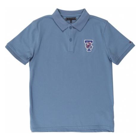 TOMMY HILFIGER Koszulka 'MASCOT' niebieski