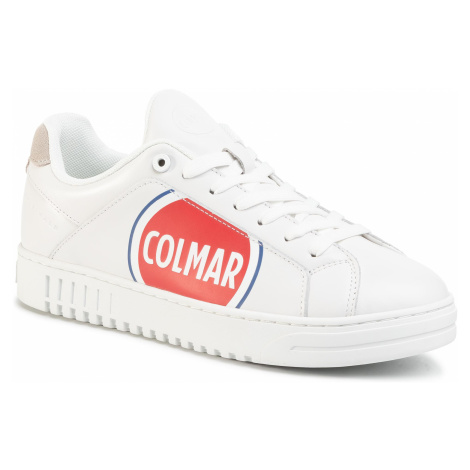 Sneakersy COLMAR - Bradbury K-1 Logo 217 White