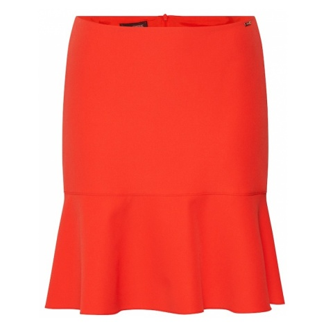 CINQUE Spódnica 'CICAESAR' czerwony