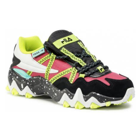 Fila Sneakersy Trail-R Cb Wmn 1011013.72S Kolorowy