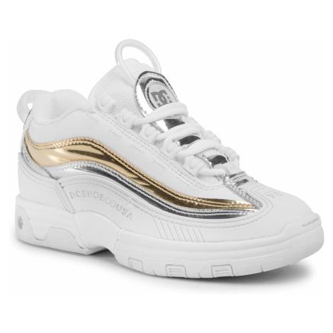 Sneakersy DC - Legacy Og ADJS200024 White/Gold(WG1)
