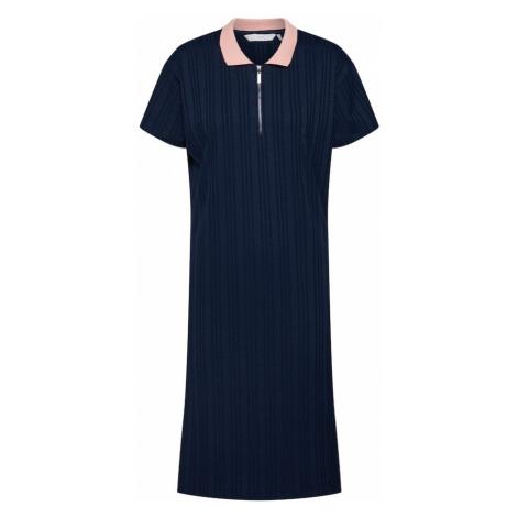 NÜMPH Sukienka 'Josepha' ciemny niebieski Nümph