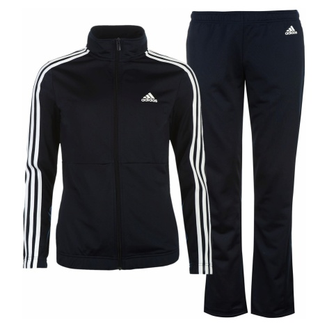 adidas Back 2 Basics 3 Stripes Tracksuit Ladies