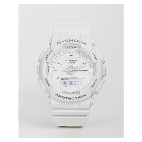 G-Shock digital S-SERIES white watch Casio