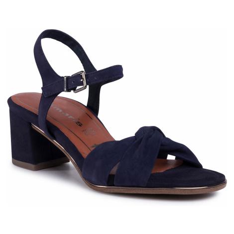 Sandały TAMARIS - 1-28339-24 Navy 805