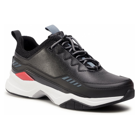 Sneakersy HUGO - Block 50433625 10220030 01 Black 002 Hugo Boss