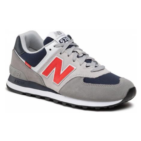New Balance Sneakersy ML574SO2 Szary