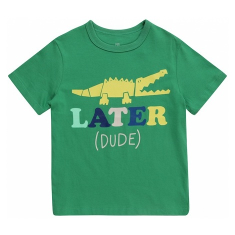 GAP Koszulka 'PTF MARCH GRT' zielony