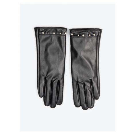 GATE Rękawiczki z imitacji skóry