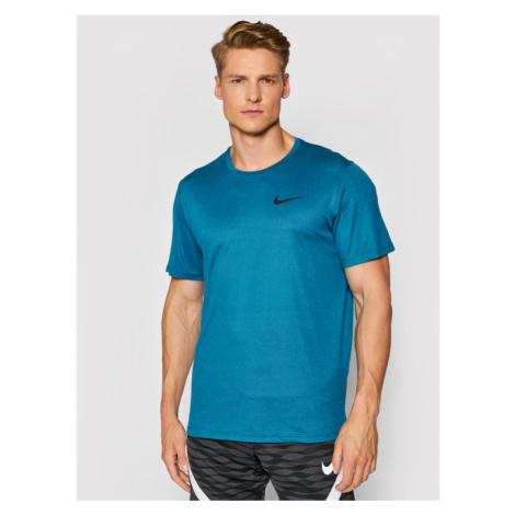 Nike Koszulka techniczna Pro Dri-FIT CZ1181 Niebieski Standard Fit